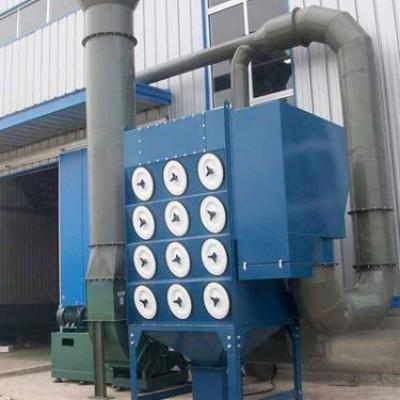 集中式滤筒除尘器